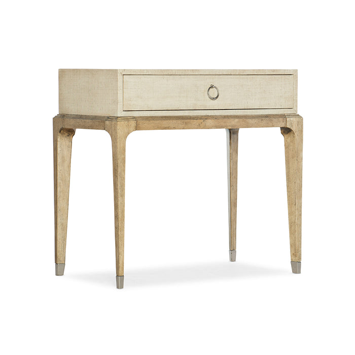 Novella Sequoia One Drawer Nightstand