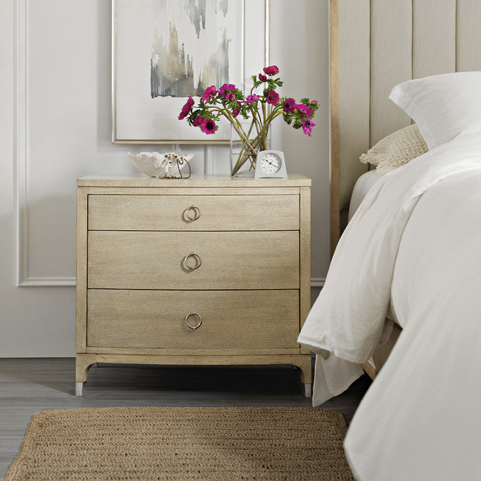 Newport Butano Three-Drawer Nightstand