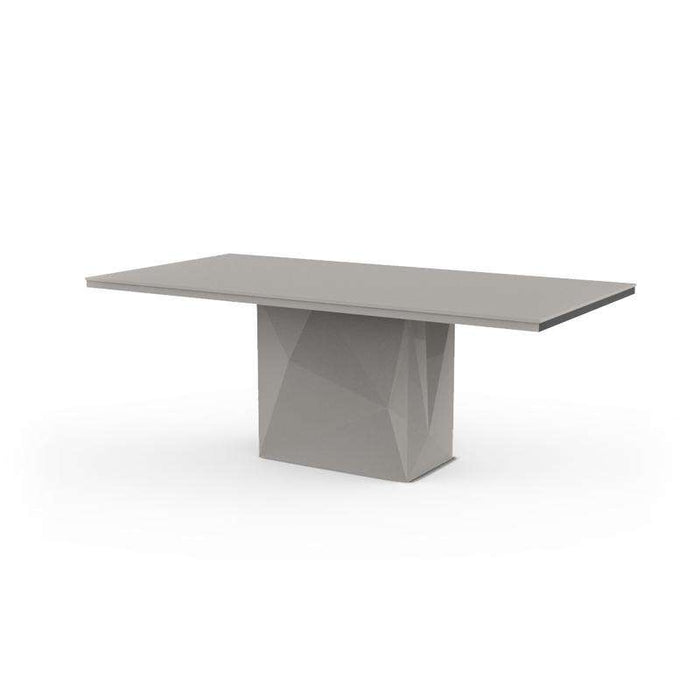 "Faz 78"" Table By Vondom Full white"