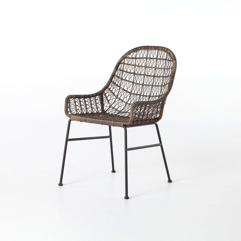 Bandera Outdoor Dining Chair Low Arm