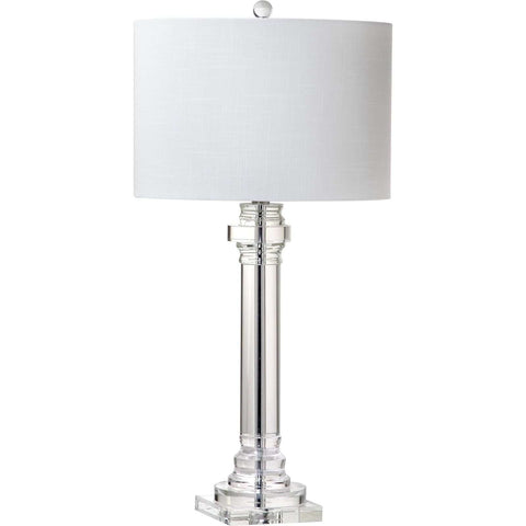 "30""H Crystal Table Lamp"