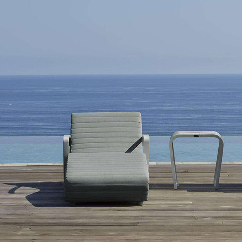 Axis Chaise Lounger by Skyline