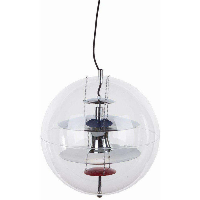 Mid-Century Modern Reproduction VP Globe Pendant Inspired by Verner Panton