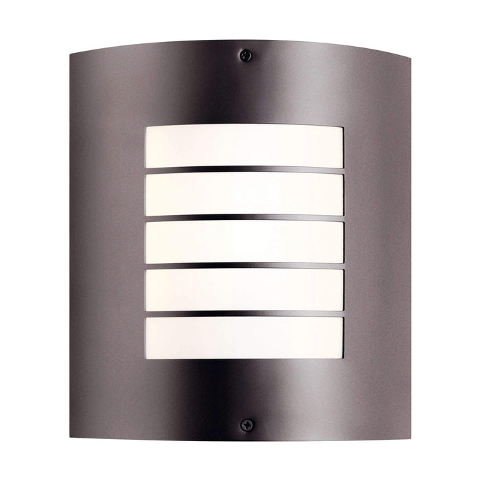 Newport Outdoor Wall 1 Light - Architectural Bronze