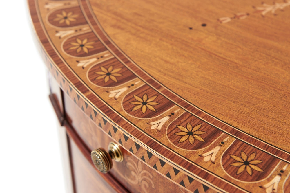Cabinetmaker's Masterpiece Decorative Chest