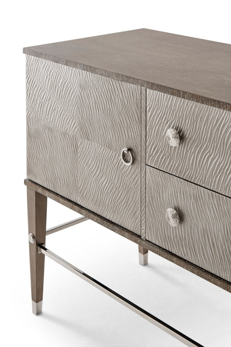 Grayscale Cabinet