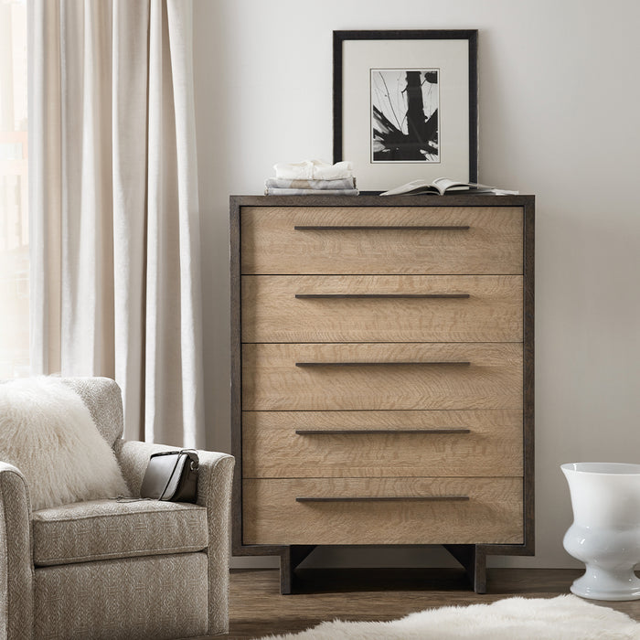 Miramar Point Reyes Hermosa Five-Drawer Chest