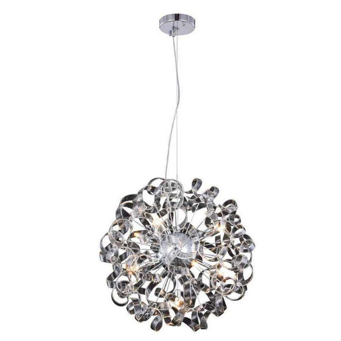 9 Light Ritz Circular Pendant