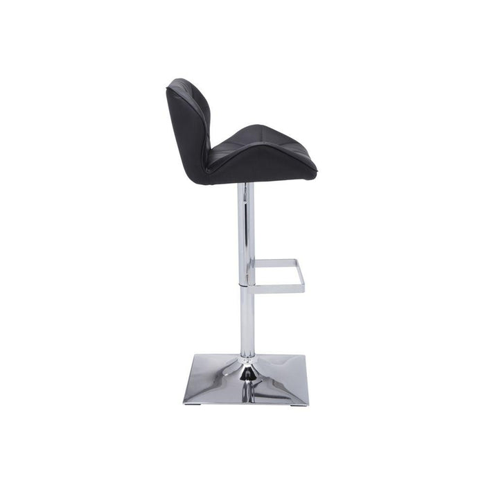 Boulton Adjustable Stool - Onyx