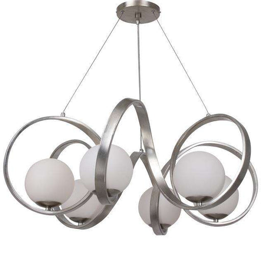 Arlo 6 Light Chandelier
