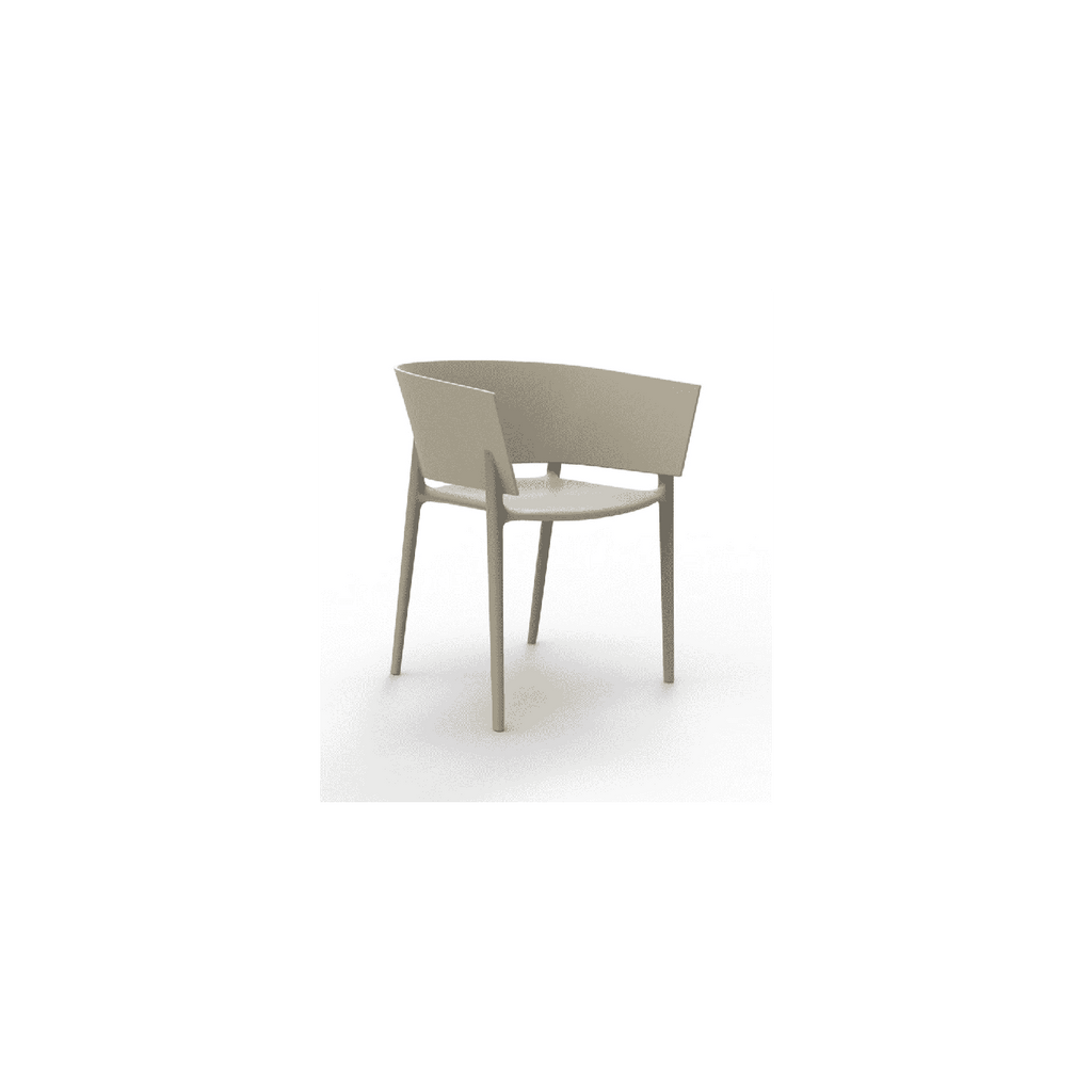 Africa chair set of 4 by vondom