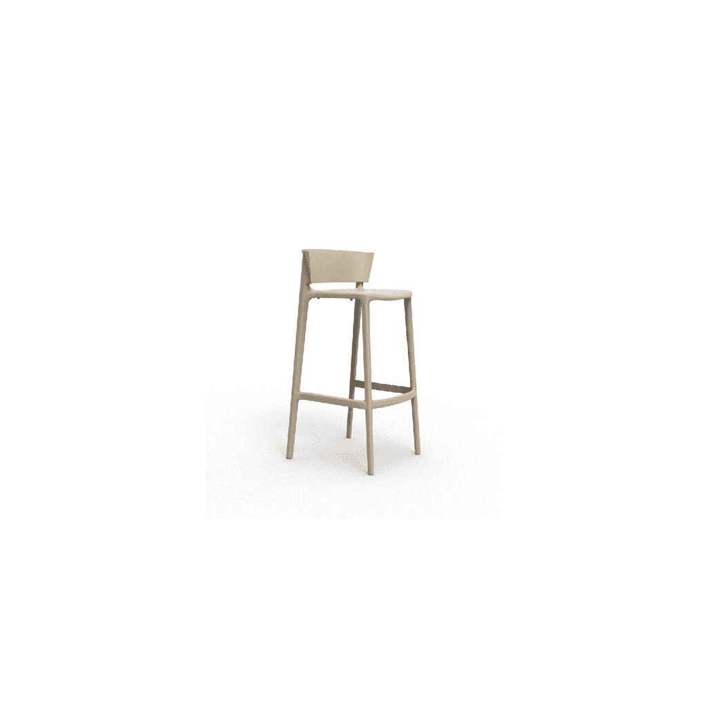 Tremendous Africa Bar Stool Set Of 4 By Vondom Gamerscity Chair Design For Home Gamerscityorg
