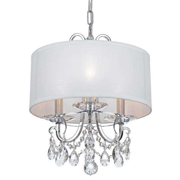 Othello 3 Light Mini Chandelier
