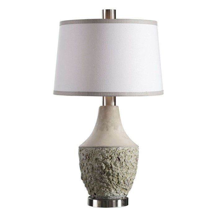 Veteris Concrete Design Lamp