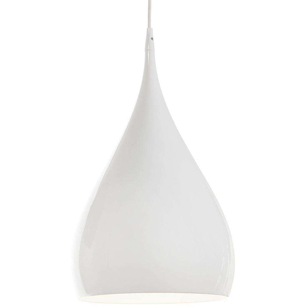 Mo BH1 Pendant Lamp - White  **PICK UP ONLY**