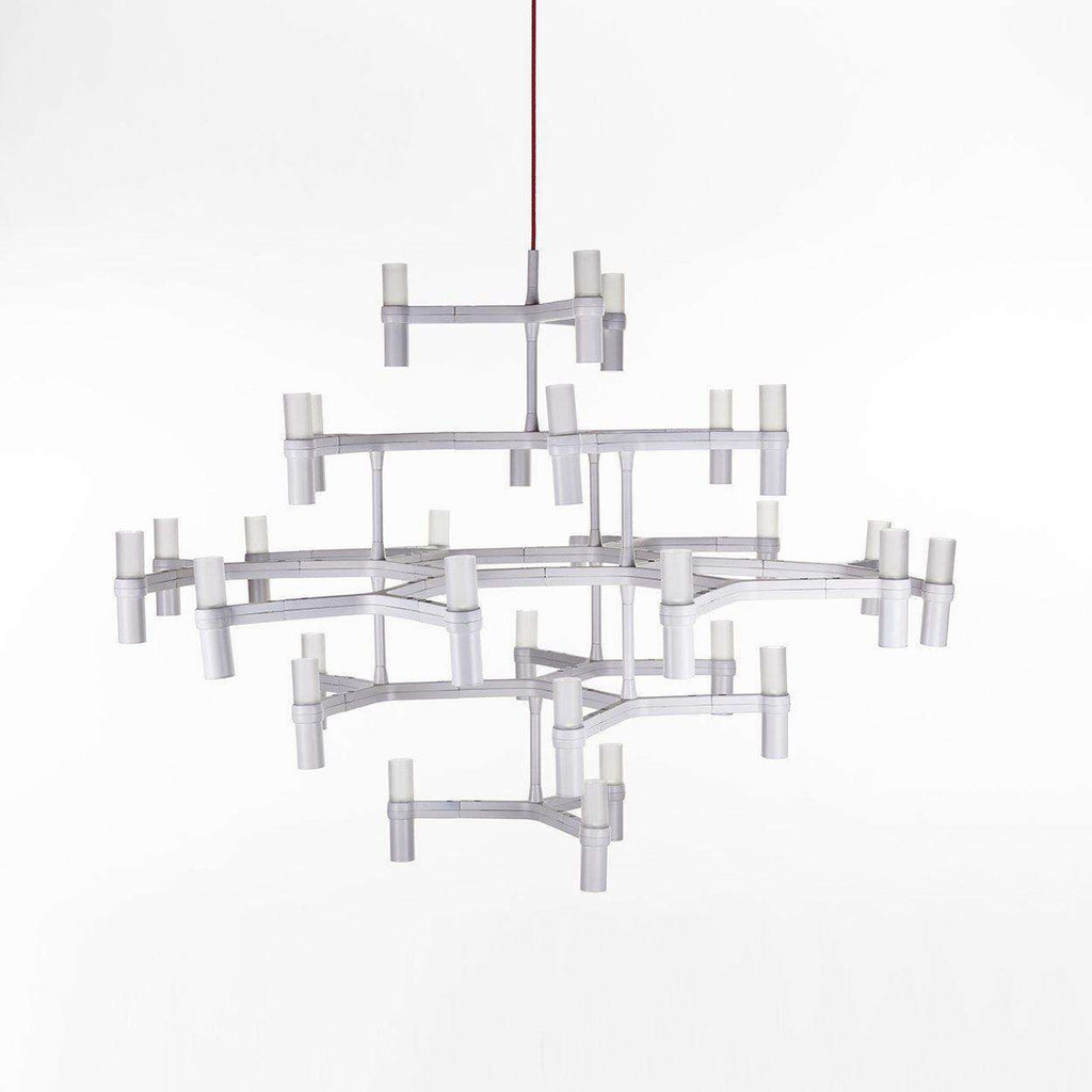 Mid-Century Modern Reproduction Crown Major Suspension Inspired by Jehs and Laub