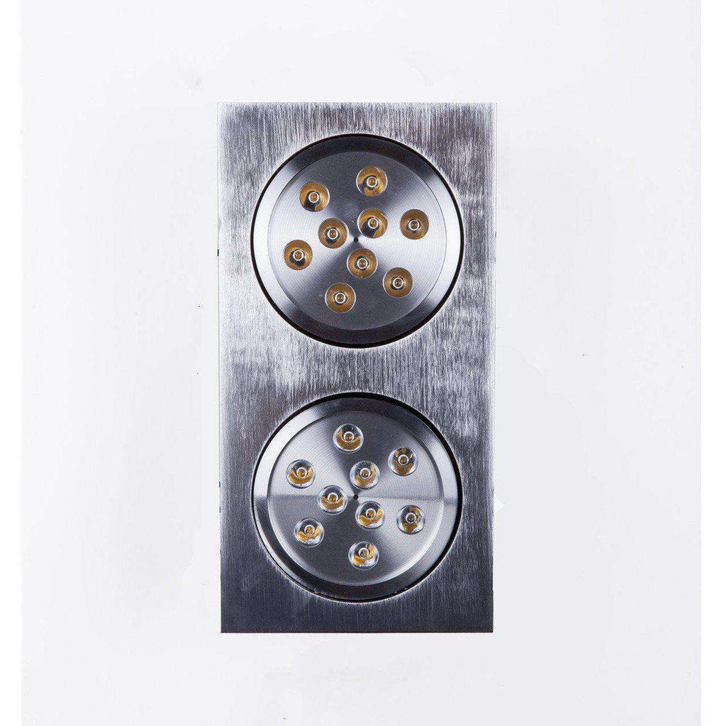 Modern Tara LED Spotlight - Double