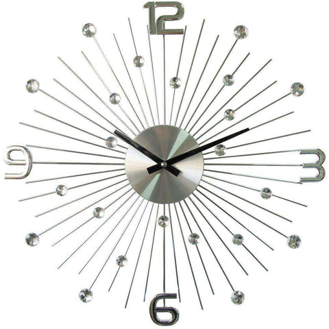 Mid-Century Modern Reproduction Piccolo Million Dollar Wall Clock Inspired by George Nelson