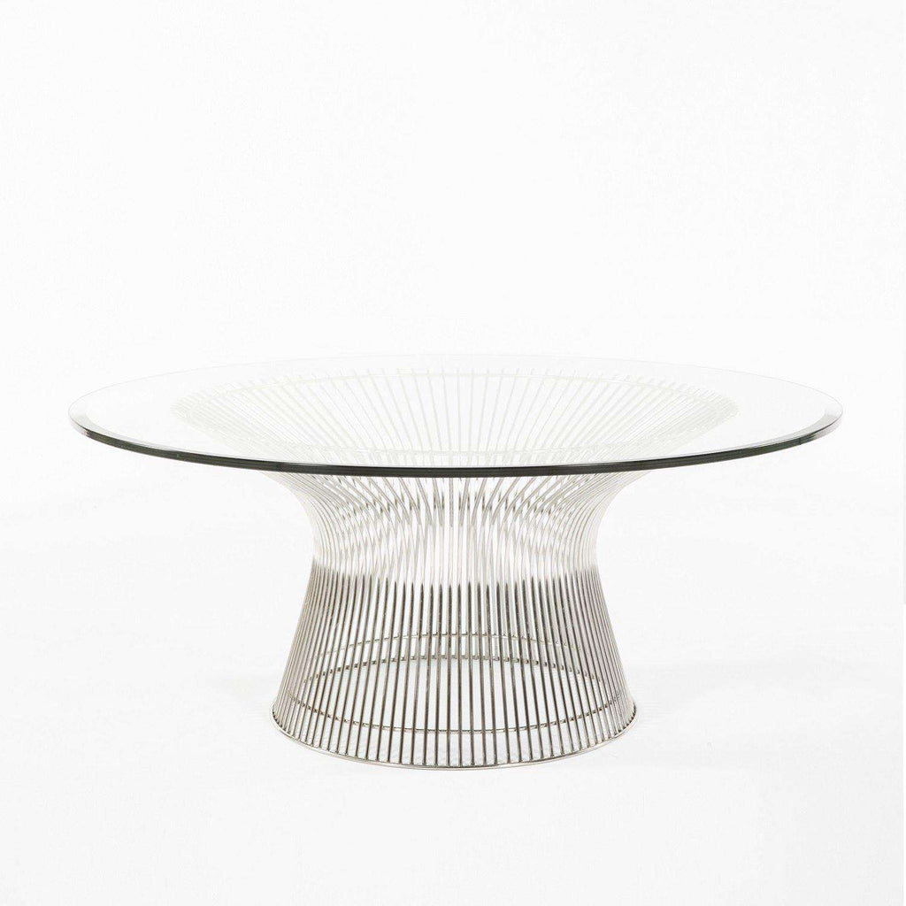 Charmant Mid Century Modern Reproduction Platner Coffee Table Inspired By Platner