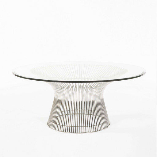 Mid-Century Modern Reproduction Platner Coffee Table Inspired by Platner