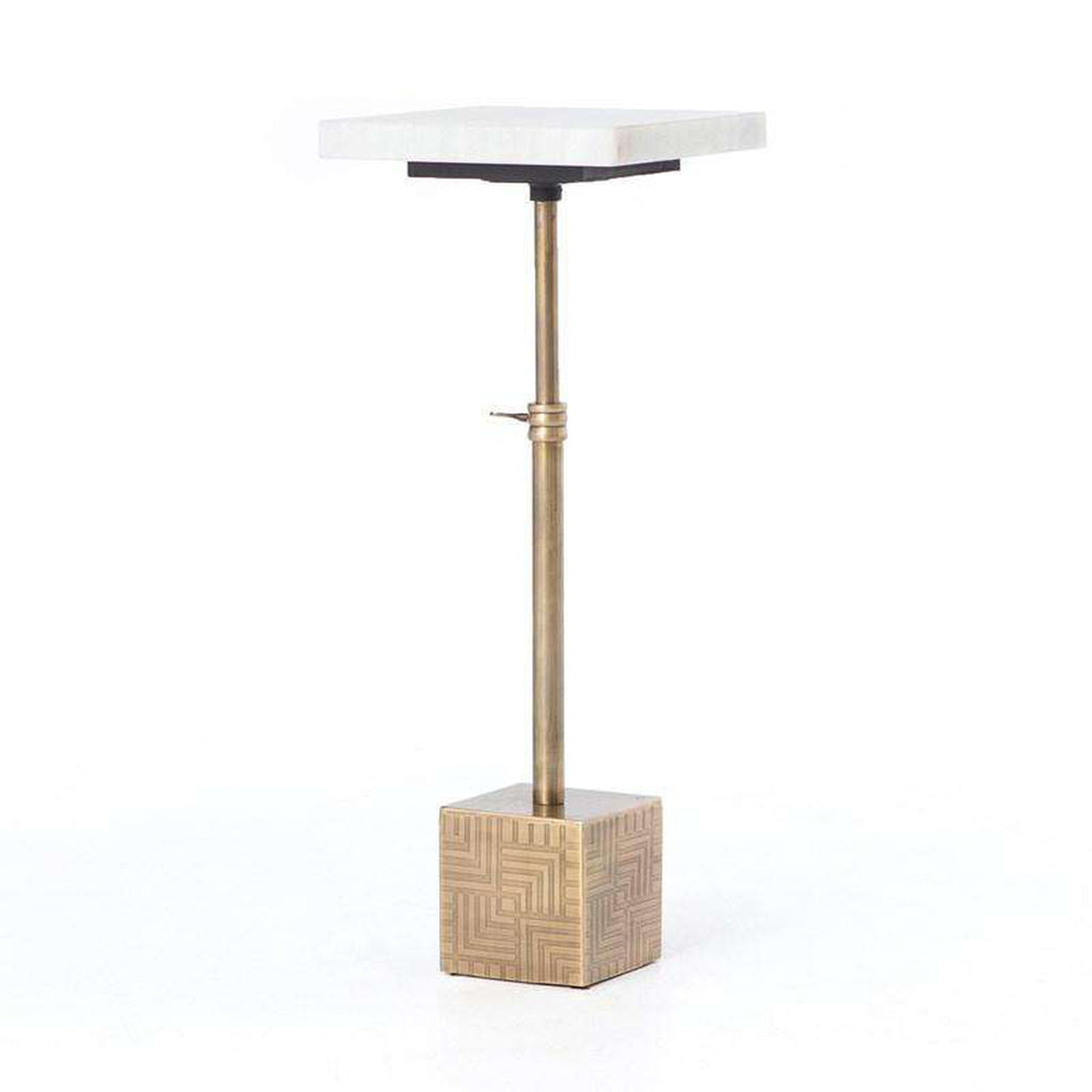 FOURHANDS-SIRIUS ADJUSTABLE ACCENT TABLE-FH-IASR-029A