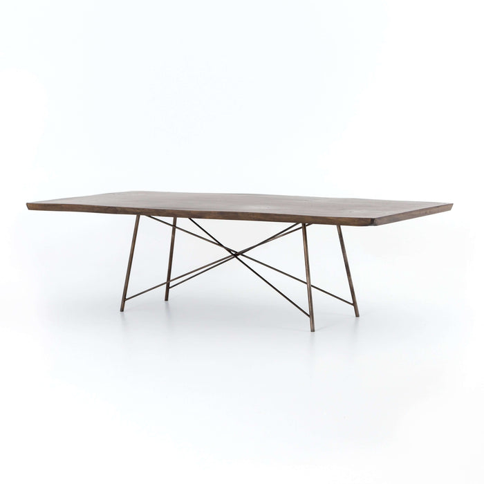"ROCKY 101"" DINING TABLE 