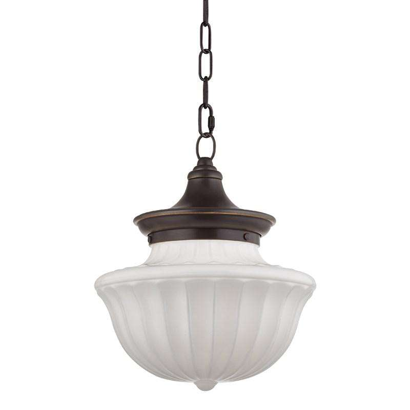 Dutchess 1 Light Medium Pendant Old Bronze
