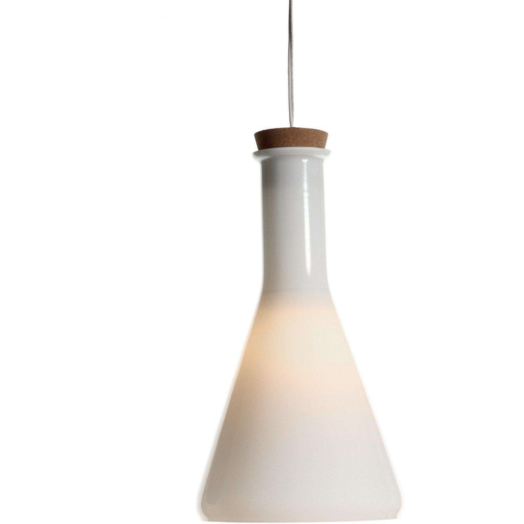 Mid-Century Modern Reproduction Labware Pendant Lamp - Flask Inspired by Benjamin Hubert