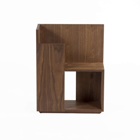 Modern Rozamond Side Table - Right