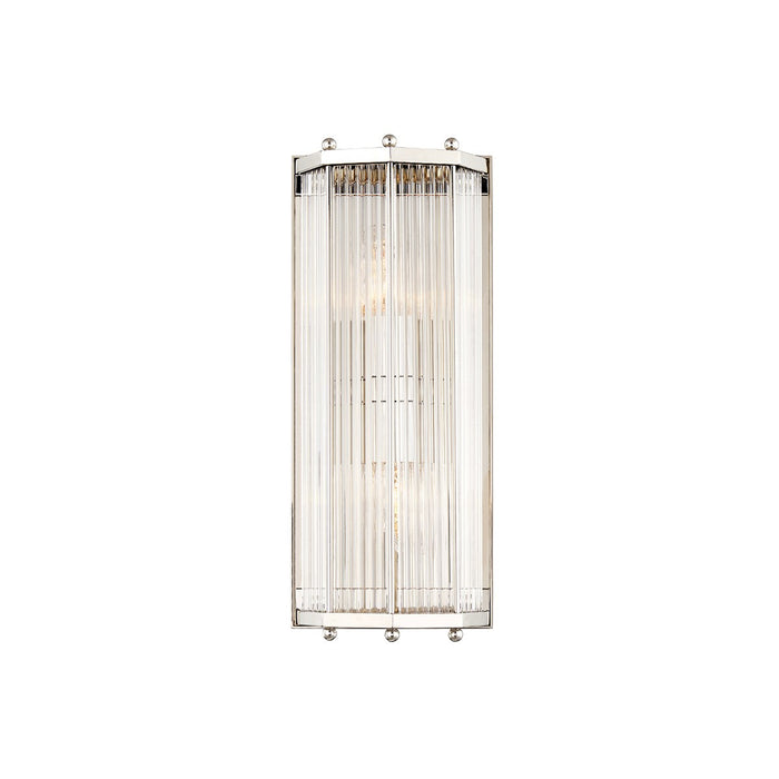 Wembley Dual Lamp Wall Sconce