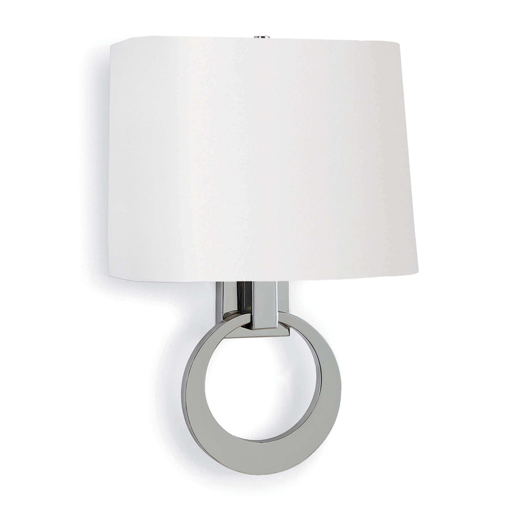 Engagement Sconce (Polished Nickel)