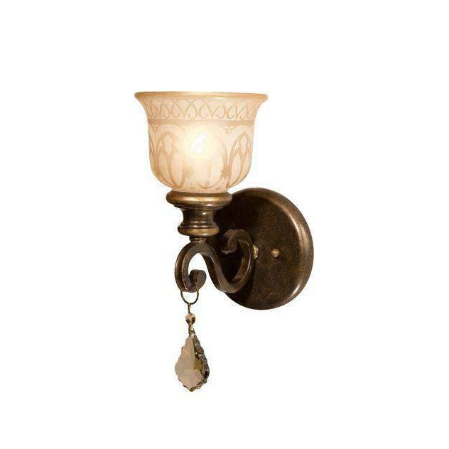 Norwalk 1 Light Bronze Sconce