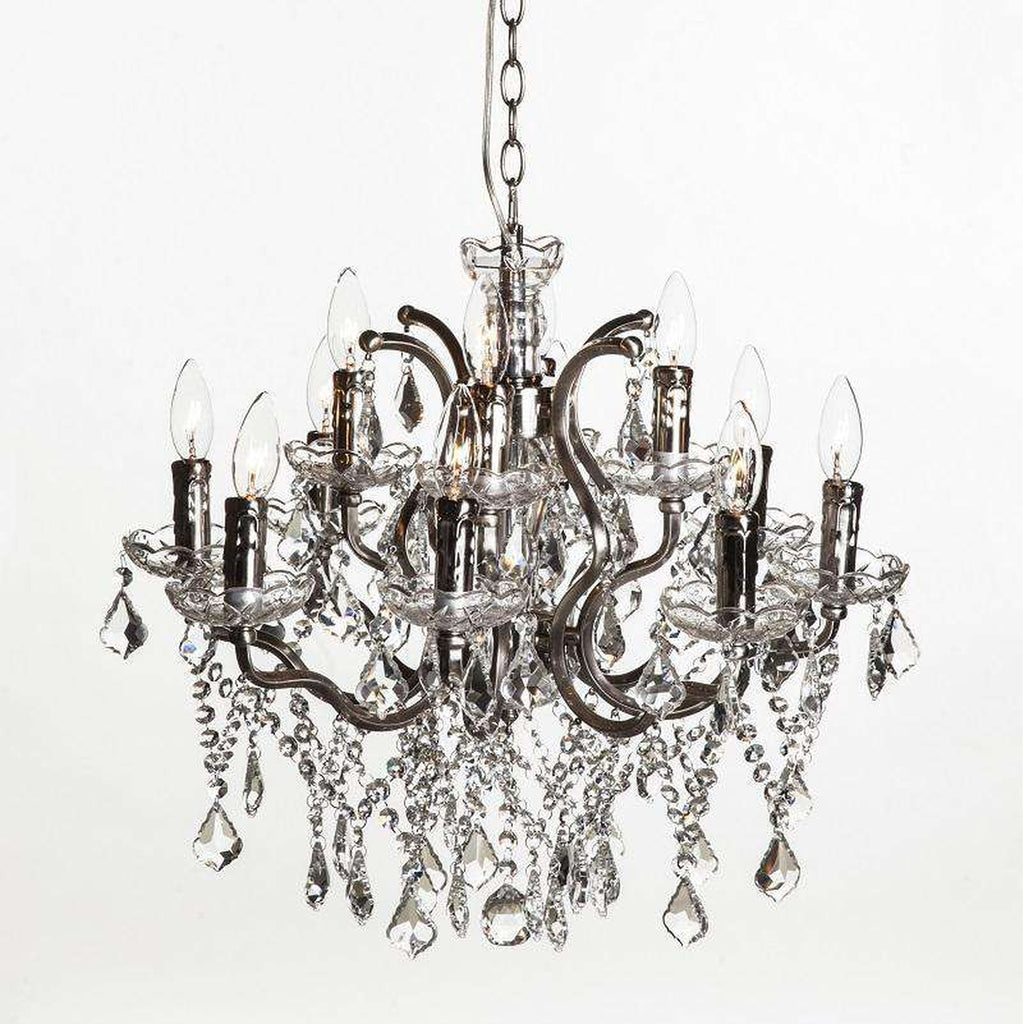 Contemporary Caley Chandelier