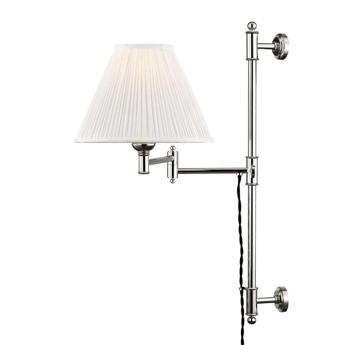 Classic No.1 1 Light Adjustable Wall Sconce