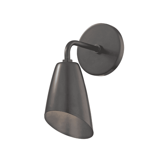 Kai 1 Light Wall Sconce - Old Bronze