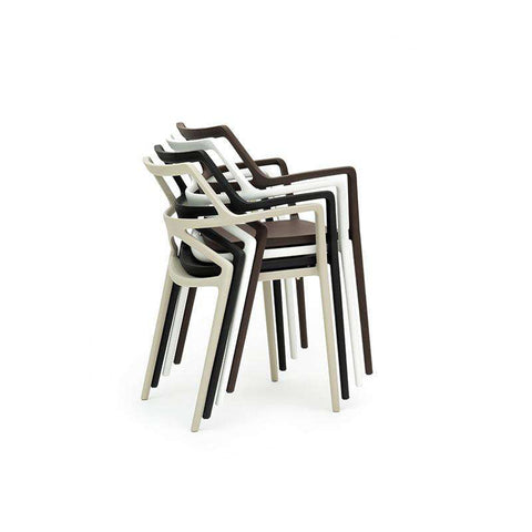 Delta Chair / Set of 4 by Vondom