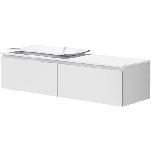 The Ferghus true solid surface sink