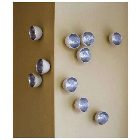 Seed Wall Play, Silver-Set Of 20