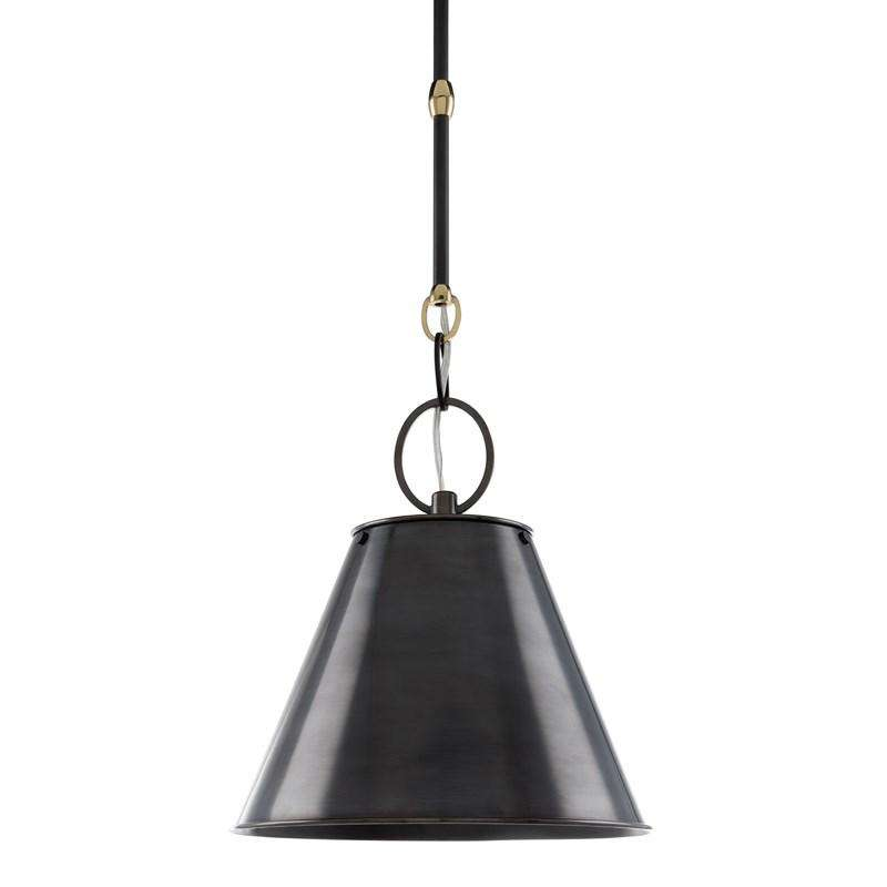 Altamont 1 Light Pendant Distressed Bronze