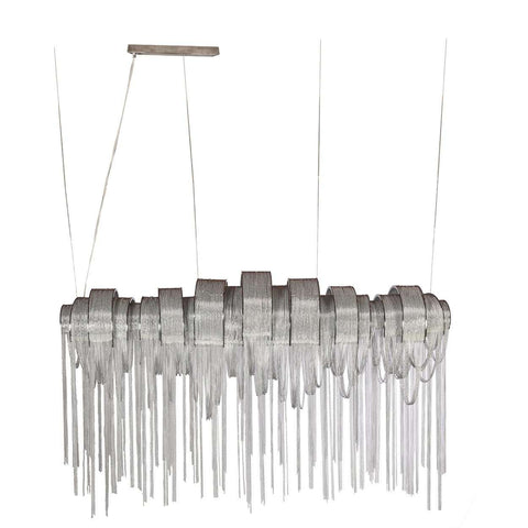 Volver LED Chain Chandelier