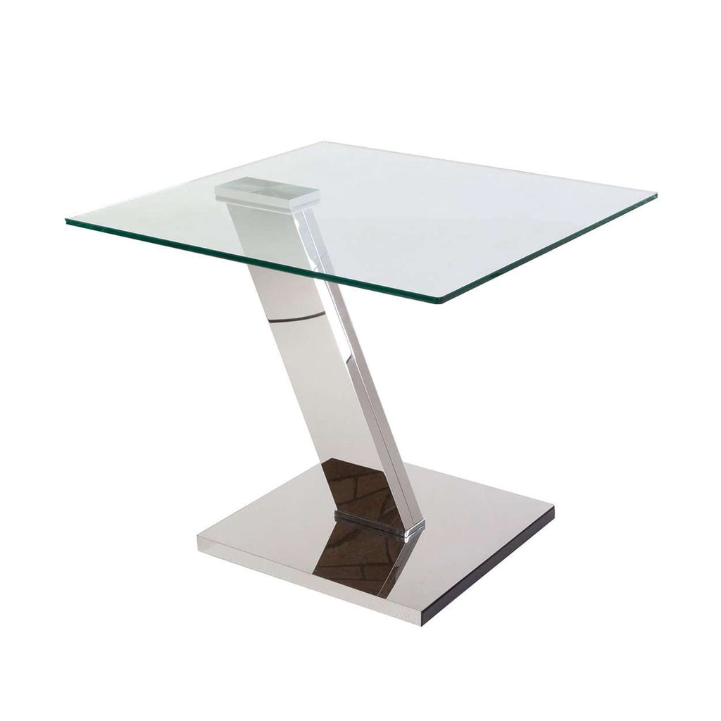 Modern Edge Side Table
