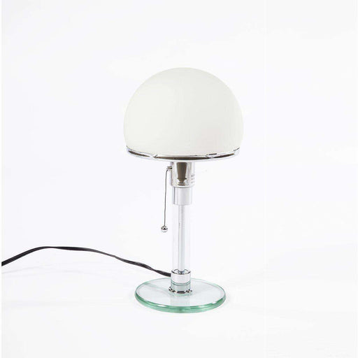 Mid-Century Modern Reproduction Bauhaus MT8 Table Lamp Inspired by Wilhelm Wagenfeld