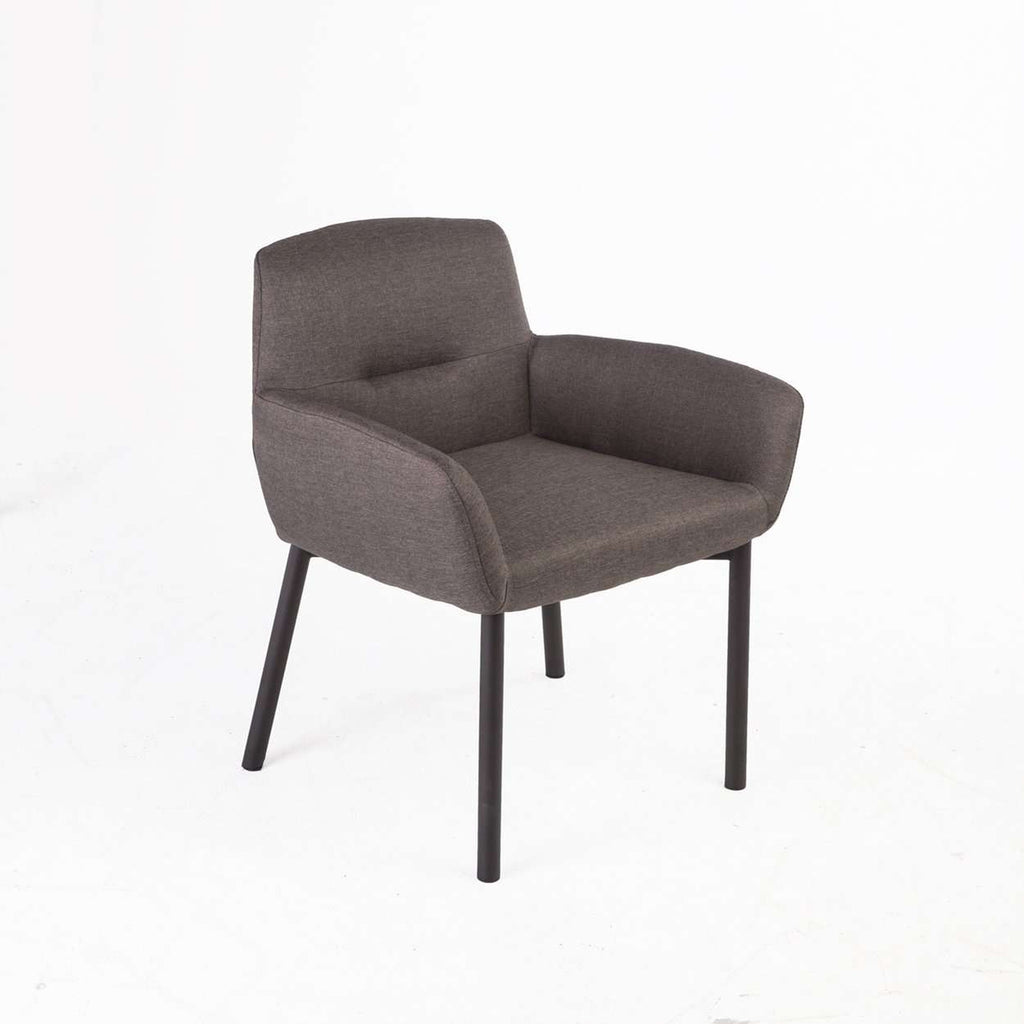 Modern Elba Dining Arm Chair