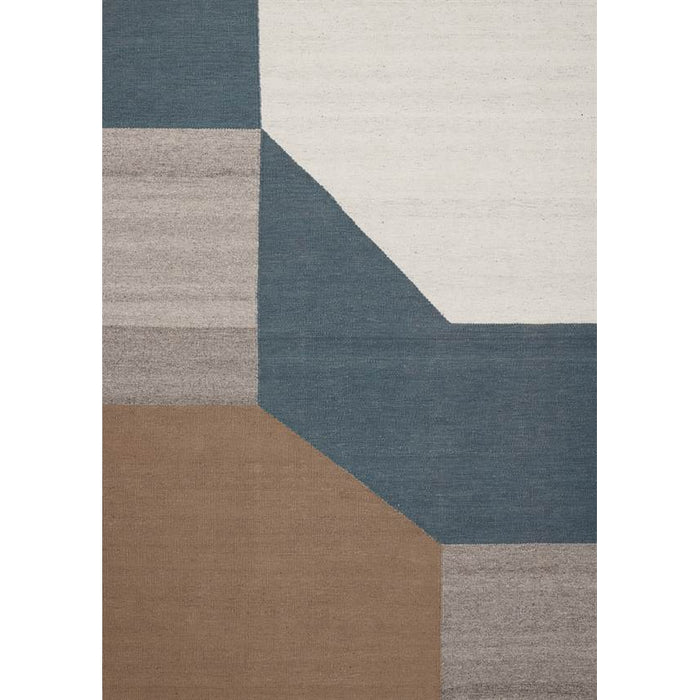 BLOCCHI SKY area Rug by Linie Design