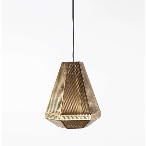 Modern Girven Pendant Lamp Tall - Copper
