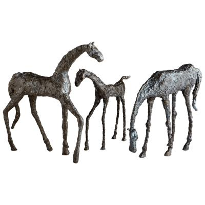 Filly Horse Sculptures