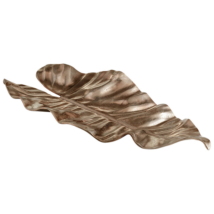 Large Leaf It Here Tray