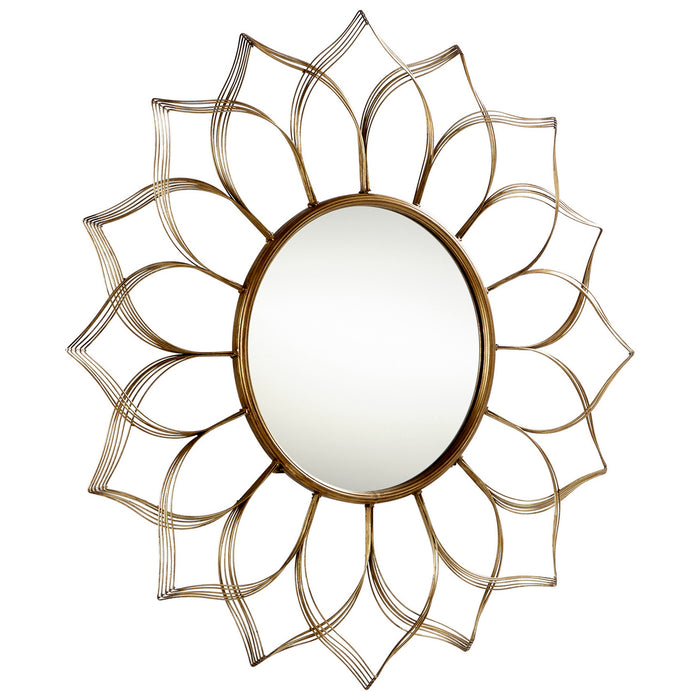 Blooming  Beauty Mirror