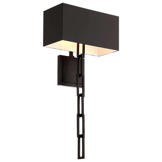 Brian Patrick Flynn Alston 2 Light Sconce