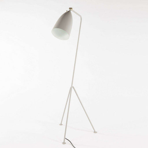 Mid-Century Modern Reproduction Grasshopper Floor lamp - Putty Inspired by Greta Grossman